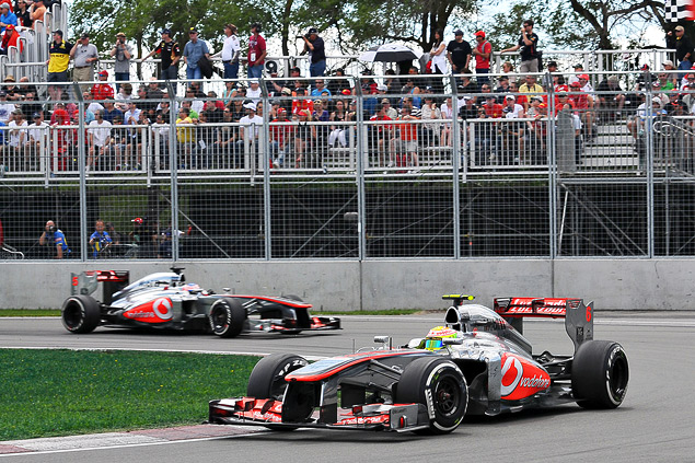 Себастьян Феттель выиграл Гран-при Канады. Фото 5
