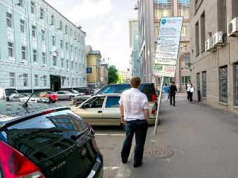 Собянин предложил сделать парковки бесплатными по ночам