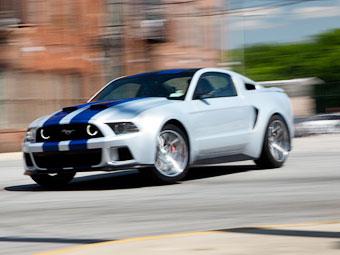 """Ford построил для """"Жажды скорости"""" особый Mustang"""