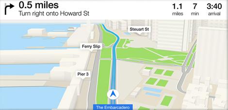 iOS7 сможет работать с автомобилями 12 брендов. Фото 3