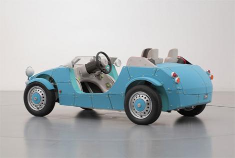 Концепт покажут на токийской выставке игрушек. Фото 2