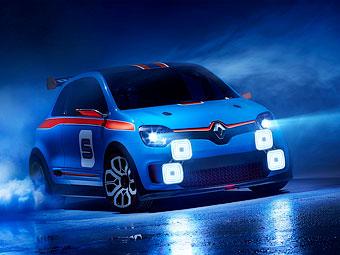 В Renault рассказали о заднемоторной заднеприводной модели