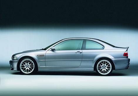 На юбилей приехали 50 владельцев BMW M3 CSL