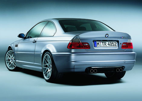На юбилей приехали 50 владельцев BMW M3 CSL. Фото 1