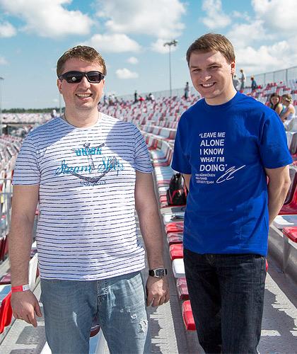 «Мотор» пообщался со зрителями российской гонки WTCC. Фото 6
