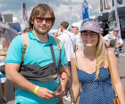 «Мотор» пообщался со зрителями российской гонки WTCC. Фото 20
