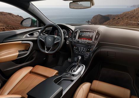 Премьера обновленной Opel Insignia пройдет осенью во Франкфурте. Фото 1
