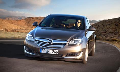 Премьера обновленной Opel Insignia пройдет осенью во Франкфурте. Фото 3