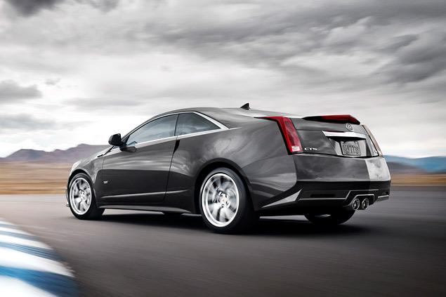 Чем может удивить самый мощный американский седан Cadillac CTS-V?. Фото 5