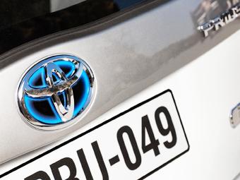 """Toyota возглавила рейтинг """"зеленых"""" брендов"""