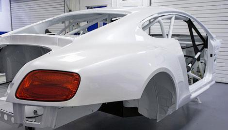 """Компания рассказала о гоночном автомобиле для """"Ле-Мана"""". Фото 1"""