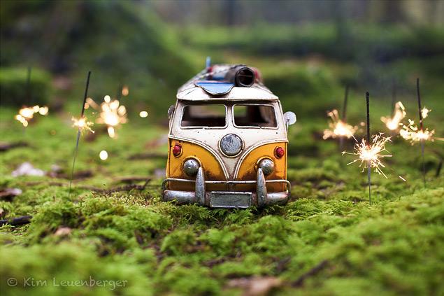 Путешествия маленьких машинок в фотографиях. Фото 4