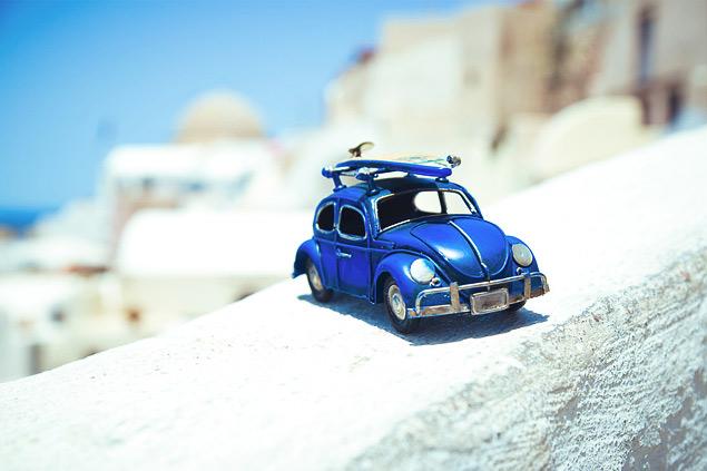 Путешествия маленьких машинок в фотографиях. Фото 6