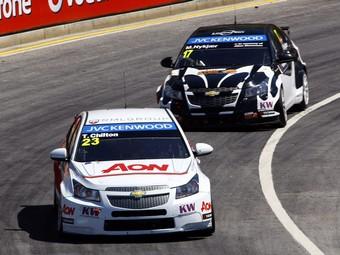 В следующем сезоне WTCC на старт выйдут шесть новых Chevrolet