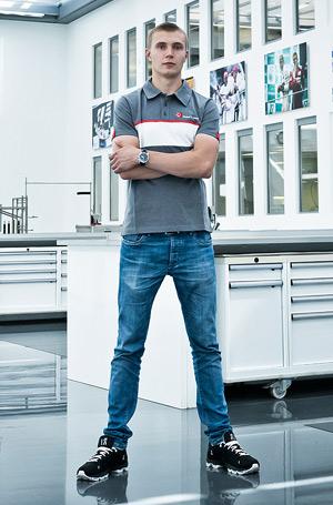 Сергей Сироткин о себе и Формуле-1. Фото 2