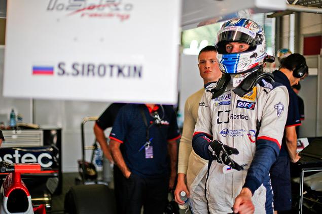 Сергей Сироткин о себе и Формуле-1. Фото 6