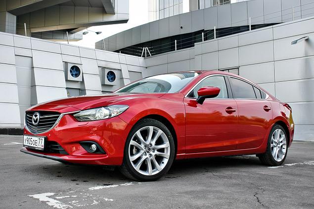 Длительный тест новой Mazda6: что она потеряла и что приобрела?. Фото 1