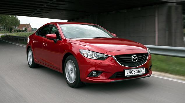 Длительный тест новой Mazda6: что она потеряла и что приобрела?. Фото 3