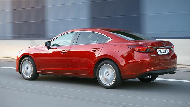 Длительный тест новой Mazda6: что она потеряла и что приобрела?. Фото 4