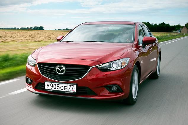 Длительный тест новой Mazda6: что она потеряла и что приобрела?. Фото 5