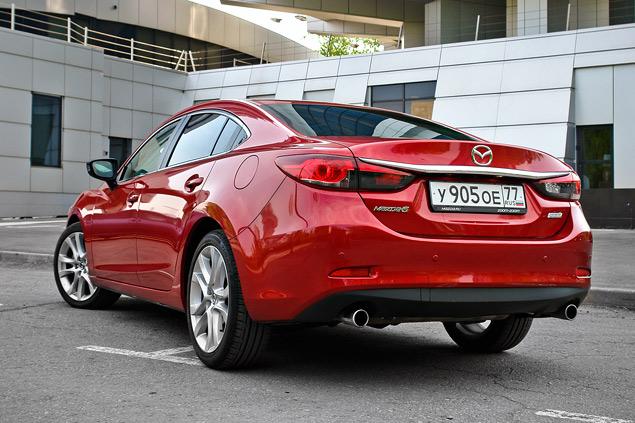 Длительный тест новой Mazda6: что она потеряла и что приобрела?. Фото 6