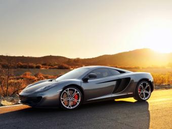 Американцы добавили мощности суперкару McLaren MP4-12C