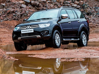 В Нижнем Новгороде начали делать рамы для Mitsubishi Pajero Sport