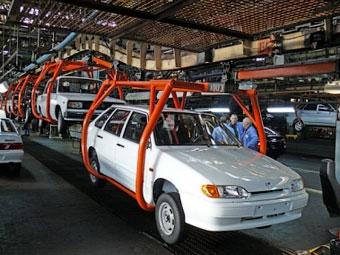 """Renault поможет """"АвтоВАЗу"""" обновить конвейер Lada Samara"""