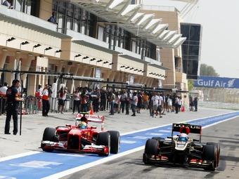Ferrari переманила у Lotus главного аэродинамика