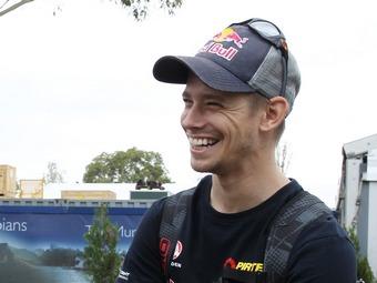 Чемпион Moto GP ушел из автоспорта через год после дебюта