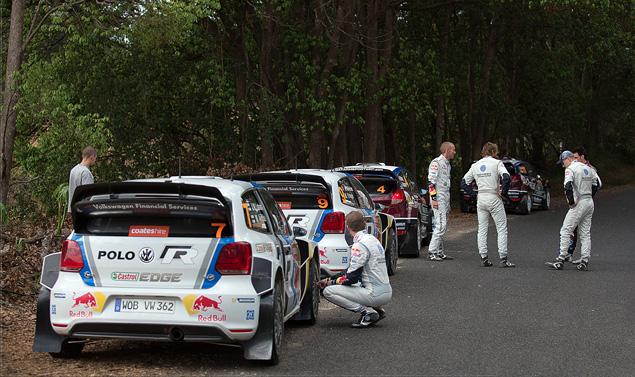 Обзор десятого этапа WRC: Ралли Австралии. Фото 2