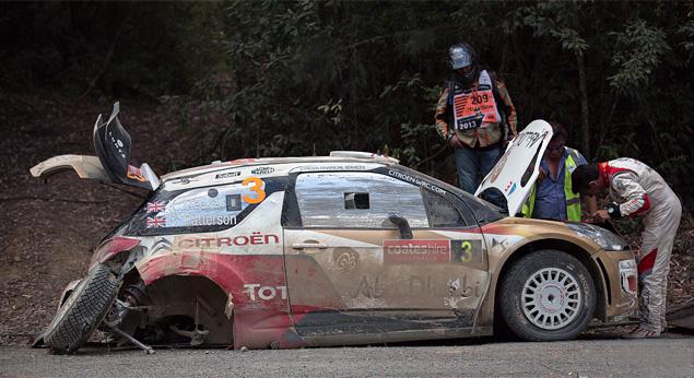 Обзор десятого этапа WRC: Ралли Австралии. Фото 4