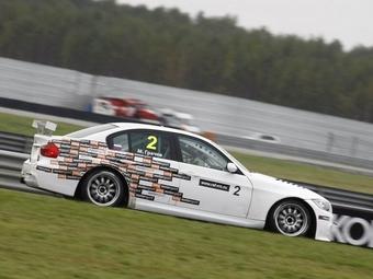 Михаил Грачев выиграл предпоследний этап серии RRC