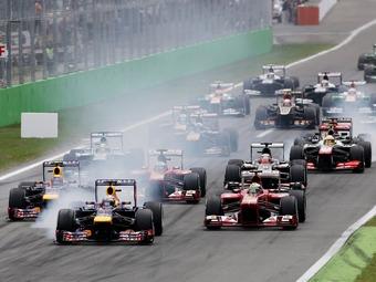 В Pirelli открестились от обвинений в снижении зрелищности Формулы-1