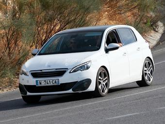 Компания Peugeot начала тесты самого быстрого 308-го