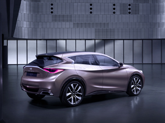 Mercedes-Benz и Infiniti создадут совместную платформу