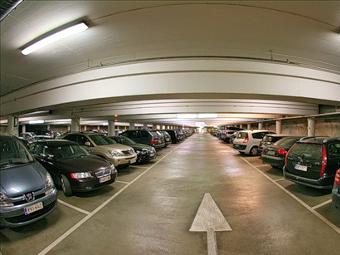 В Москве построят парковки размером с многоквартирный дом