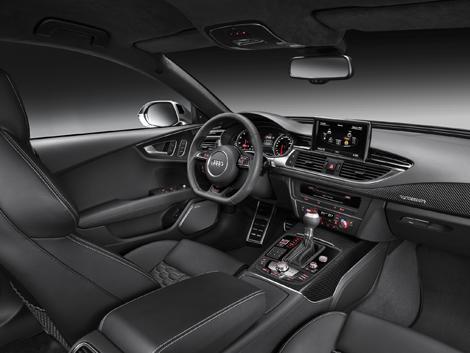 Стоимость Audi RS7 в базовой версии составит 5 миллионов 150 тысяч рублей. Фото 1