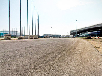 Первой гонкой на трассе в Сочи станет заезд кузовного чемпионата RRC