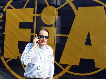 FIA признали полноправным членом олимпийского движения