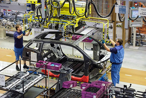 Первый товарный BMW i3 примет участие в марафоне