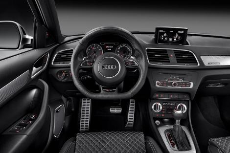 "Audi RS Q3 с 310-сильным мотором набирает ""сотню"" за 5,5 секунды. Фото 2"