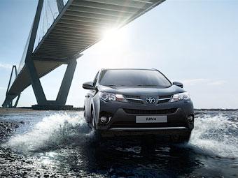Toyota RAV4 начнут собирать в Санкт-Петербурге