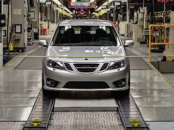 Saab возобновил производство автомобилей
