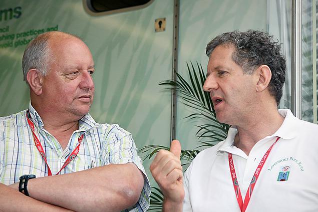 Невероятная история одного из самых авторитетных обозревателей Формулы-1. Фото 1