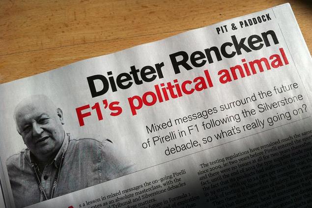 Невероятная история одного из самых авторитетных обозревателей Формулы-1. Фото 6