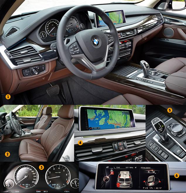 Что изменилось в BMW X5 после очередной смены поколений. Фото 4