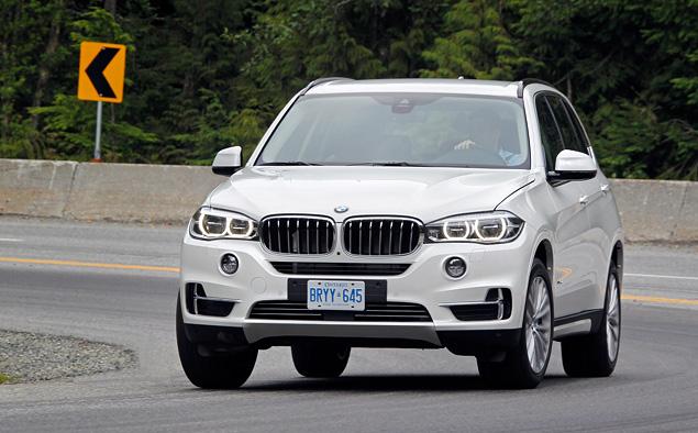 Что изменилось в BMW X5 после очередной смены поколений. Фото 7
