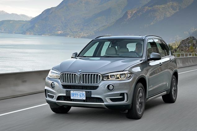 Что изменилось в BMW X5 после очередной смены поколений. Фото 11