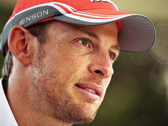 Дженсон Баттон продлил контракт с McLaren